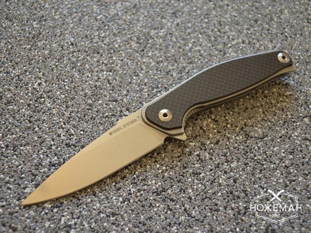 Нож Realsteel E771 Sea Eagle stonewash