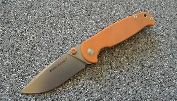 Нож Realsteel H6-S1 orange 7776