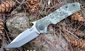 Нож Zero Tolerance Emerson tanto 0620 camo