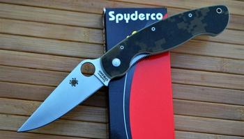 Реплика Spyderco Military C36