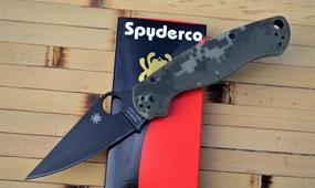Реплика Spyderco Paramilitary 2