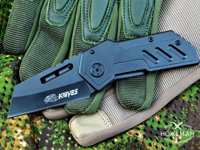 Нож Lion Knives реплика Quartermaster QTR-3 Templeton