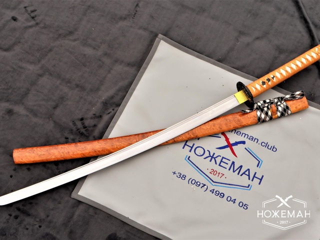 Самурайский меч катана Цветущая Сакура