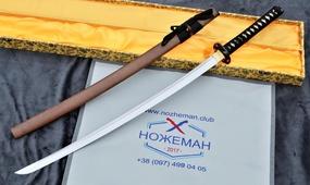 Самурайский меч Муракумо из стали T10