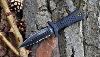 Шейный нож M-Tech