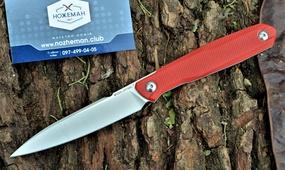 Туристический нож Metamorph Fixed Red