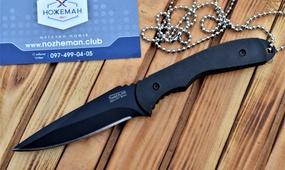 Шейный нож Timberline Mini Pit Bull