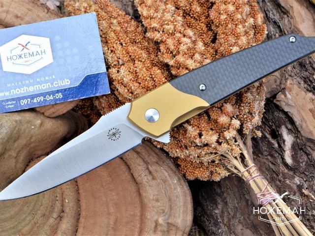 Складной нож Amare Knives Pocket Peak limited edition