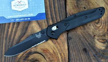 Складной нож Benchmade 940 Osborne Aluminum
