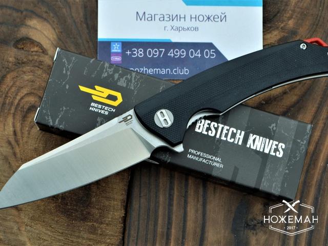 Складной нож Bestech Texel