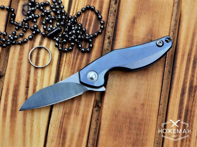 Складной нож Bestech The Reticulan (реплика)