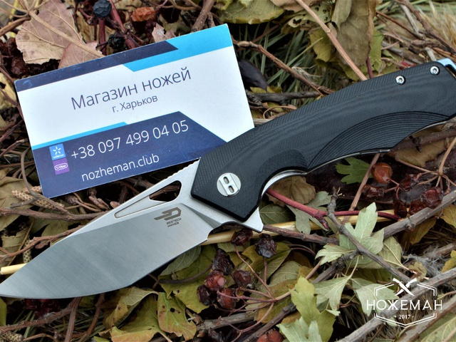 Складной нож Bestech Toucan