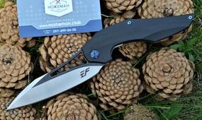 Складной нож Brous Blades Isham Raven Flipper Ver.2