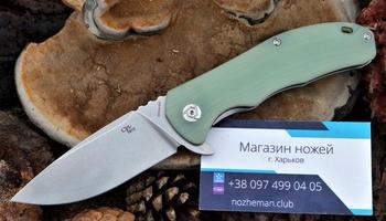 Складной нож CH Outdoor CH3504 G10
