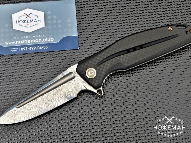 Складной нож CIVIVI Statera Damascus