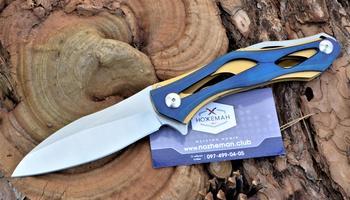 Складной нож Десептикон 3