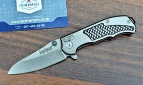 Складной нож Kershaw Hinderer Agile 1558