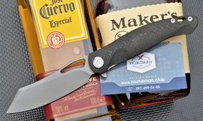 Складной нож Kubey Drake