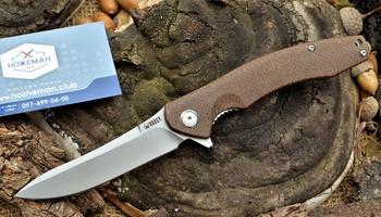 Складной нож Kubey Eris KU179C