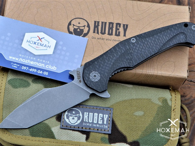 Складной нож Kubey KU159B-1
