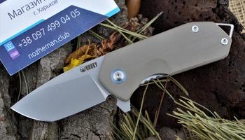 Складной нож Kubey KU203C