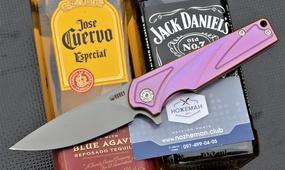Складной нож Kubey KU232C