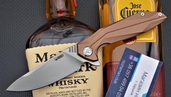 Складной нож Kubey KU235B