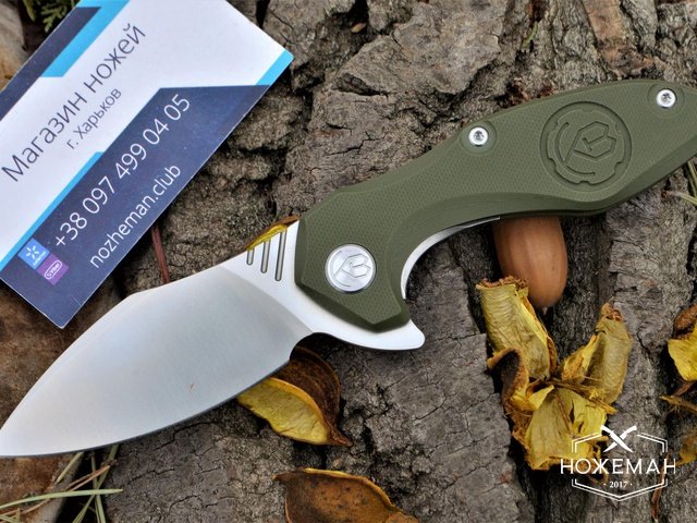 Складной нож Kubey KU236B