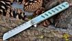 Складной нож Fura Long Swordsman Wharncliffe