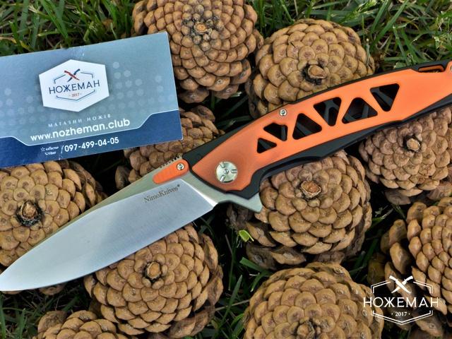 Складной нож Nimo Knives Yggdrasill