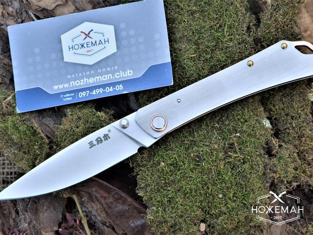 Складной нож Sanrenmu 9306