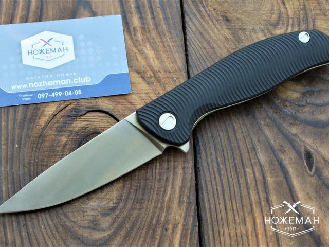 Складной нож Широгоров Флиппер 95 Хати
