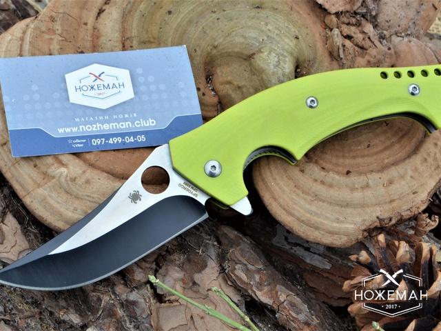 Складной нож Spyderco Mamba C196