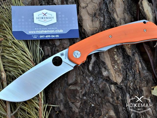 Складной нож Spyderco Subvert C239