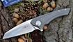 Складной нож TwoSun Orca TS84 designed by Mazwan Mokhtar
