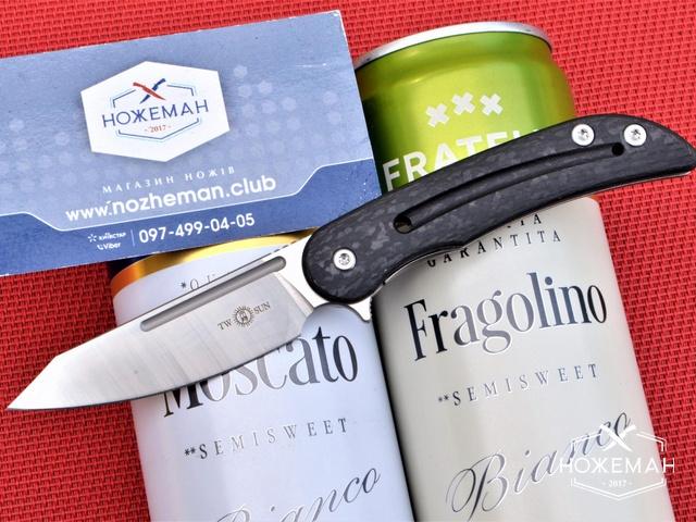 Складной нож TwoSun TS158
