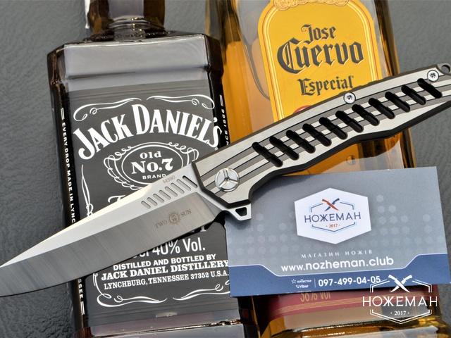 Складной нож TwoSun TS16-M390