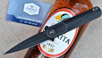 Складной нож We Knife Angst