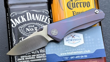 Складной нож Yon Xanadu YX-628