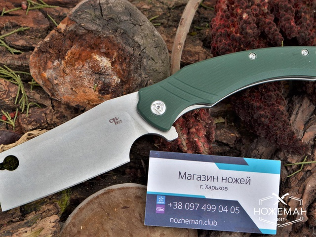 Нож CH Outdoor CH3531 G10