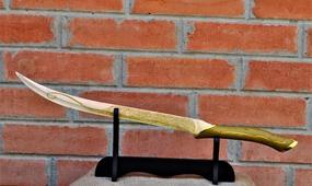 Сувенирный меч эльфов из фильма Властелин Колец