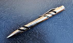Тактическая ручка из титана