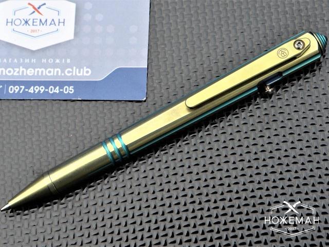Тактическая ручка Kubey PN03GOL-C