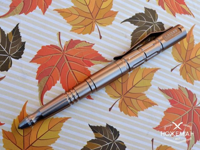 Тактическая ручка Laix B007-R