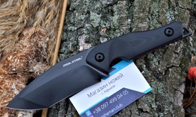 Тактический нож RealSteel Doppler PVD
