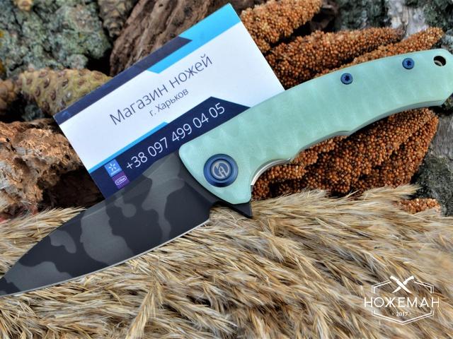 Тактический нож Maxace Corvus-K