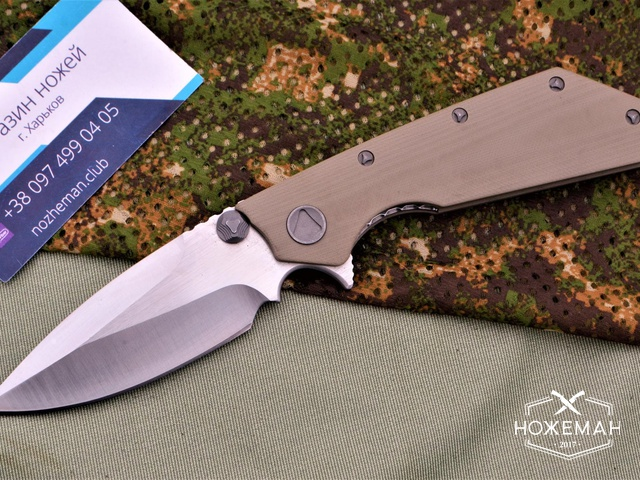 Тактический нож Microtech Marfione Custom DOC