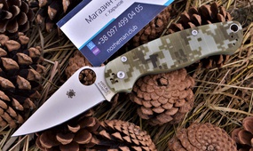 Нож Spyderco Paramilitary 2 C81