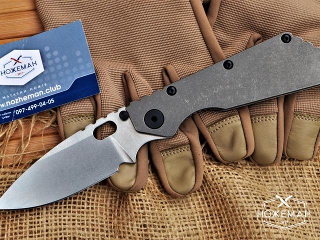 Тактический нож Strider SMF