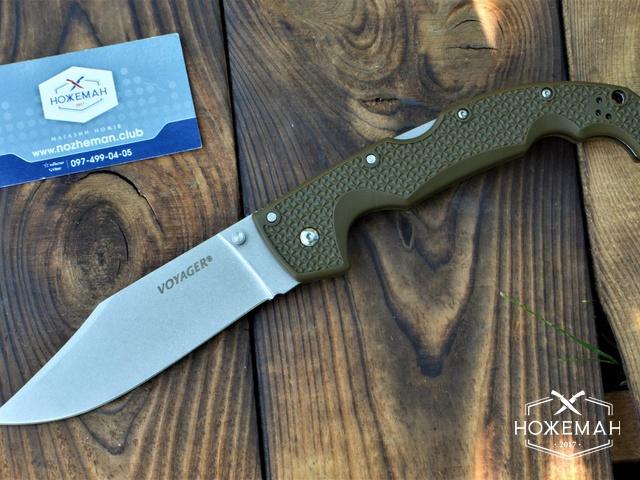 Тактический складной нож Cold Steel Voyager XL